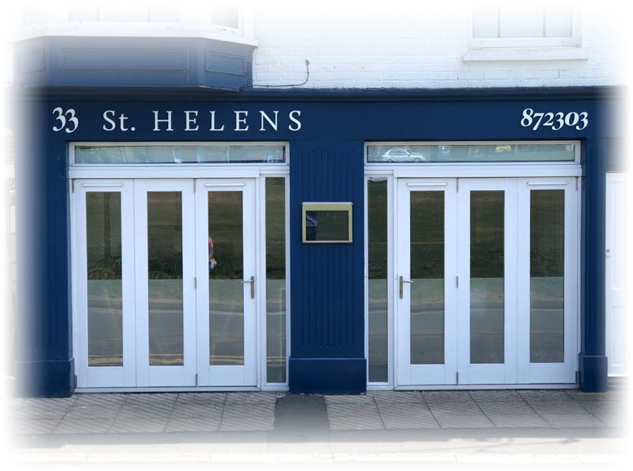 33 St. Helens Restaurant, Isle of Wight