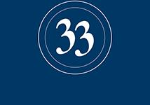 33 St. HELENS Logo